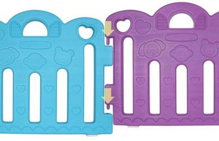 Buy Haenim Petit Baby Room Play Zone Fence At Best Price