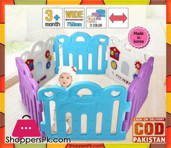 Haenim Petit Baby Room Play Zone Fence