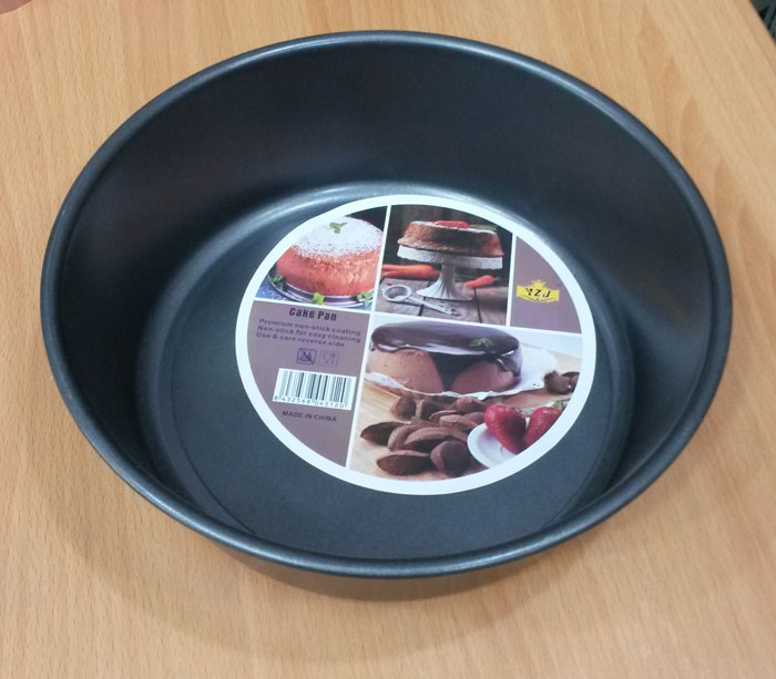 Buy High Quality Non Stick Removable Bottom Round Shape