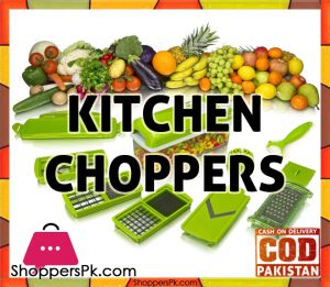 Choppers, Slicers & Cutters