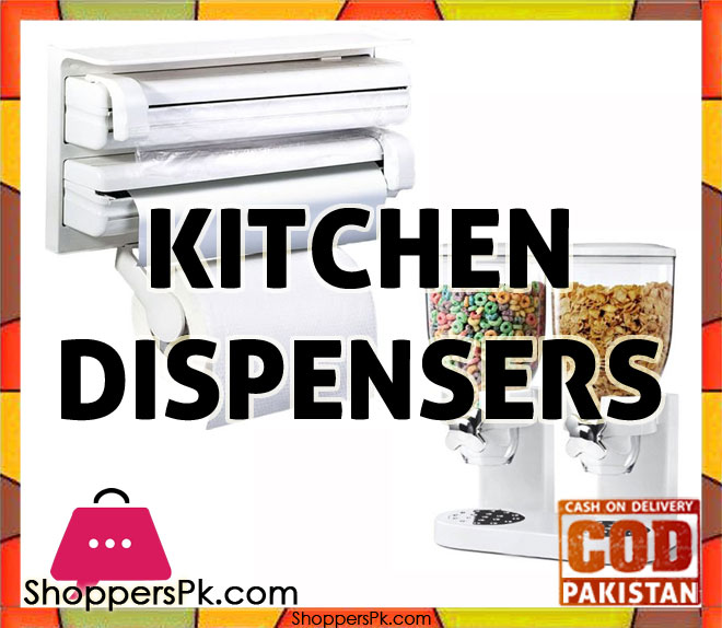 Kitchen Dispensers price in Pakistan
