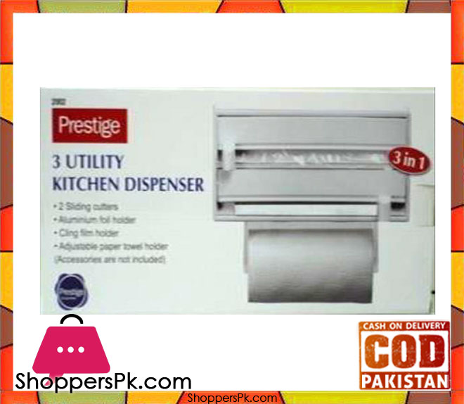 Kitchen Design With Price In Pakistan: Buy PRESTIGE KITCHEN DISPENSER 3 USES #2002 At Best Price