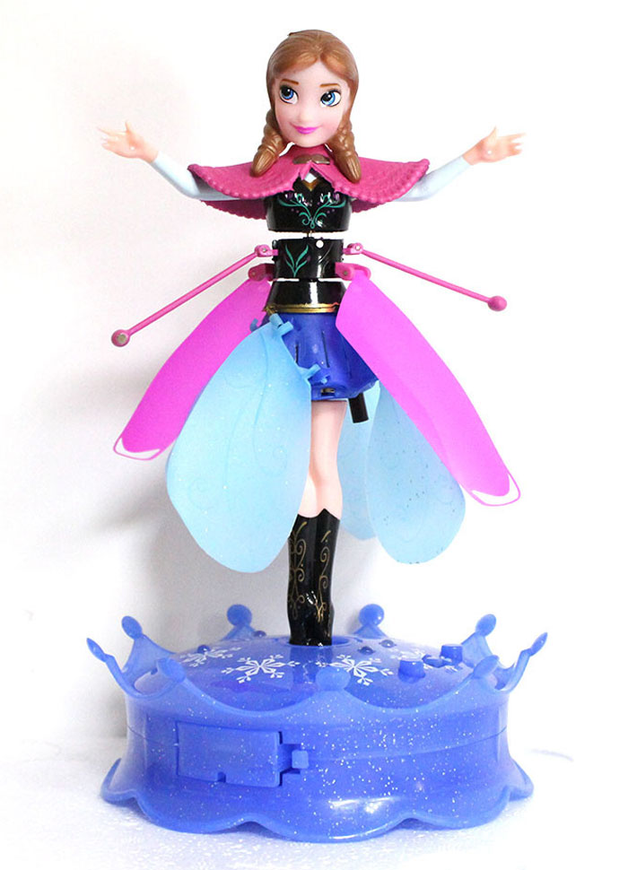 Buy Princess Flying Fairy Doll For Girl At Best Price In