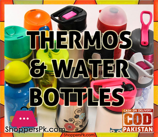 Thermos & Water Bottles price in Pakistan