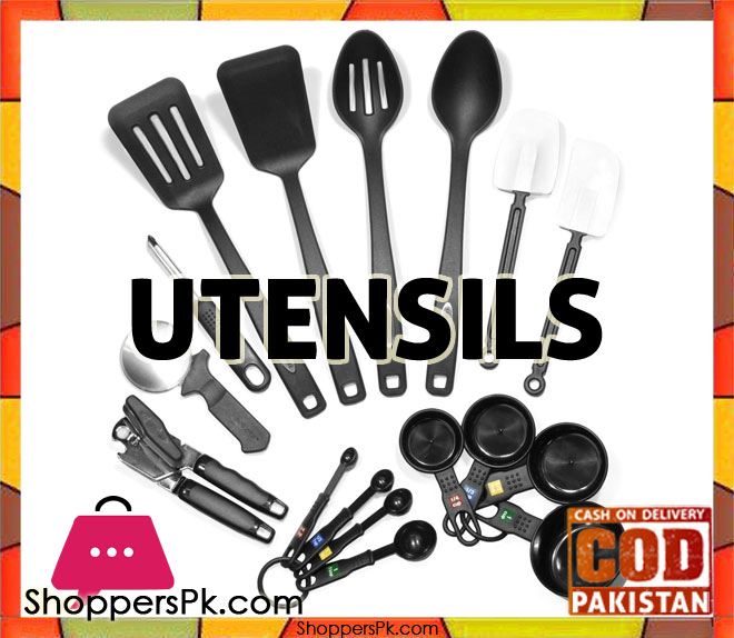Kitchen Utensils price in Pakistan