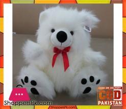 ZiQi Fancy Bear Black Dots 17 Inch