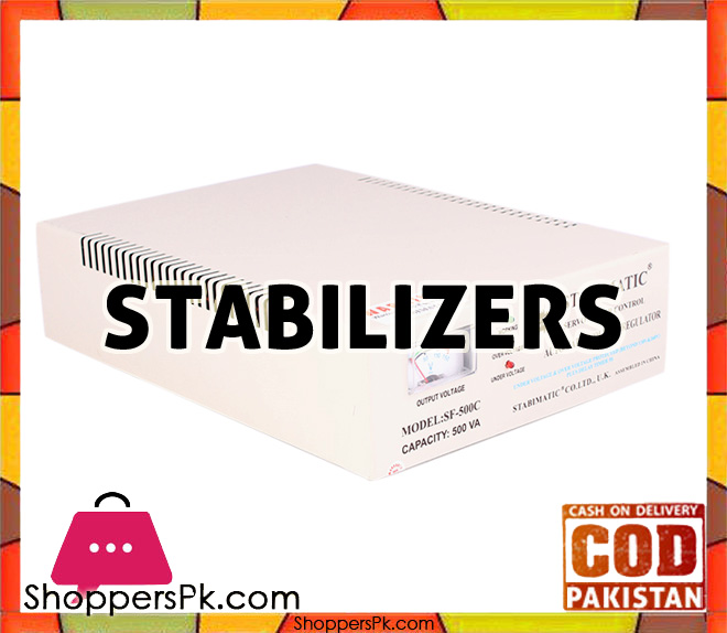 stabilizers Price in Pakistan