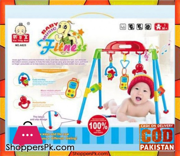Baby Music Fitness Frame Toy A825