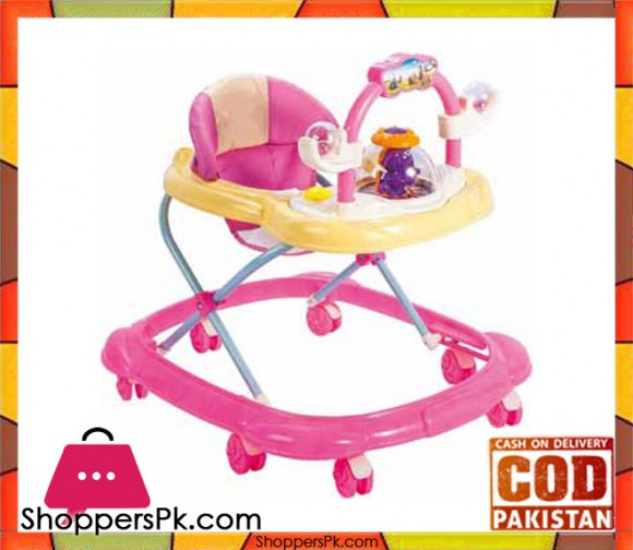 Baby Planet Baby Walker 7310