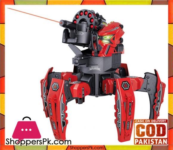 Space Warrior R/C Terrain Fighting Robot 9002-1