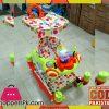 Hello Kitty Multicolor Baby Walker & Rocker with Canopy