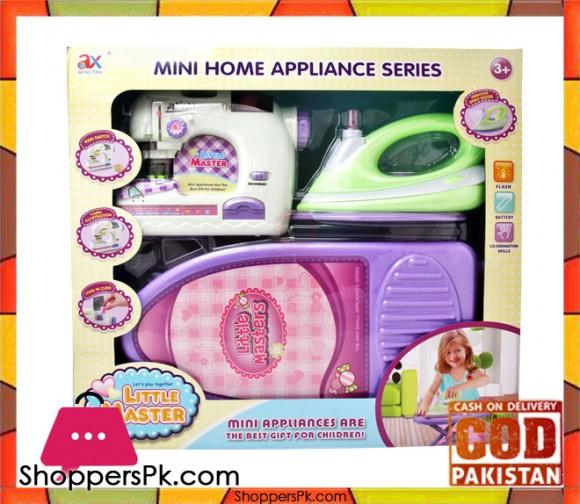 Mini Home Appliance For Kids 6960B