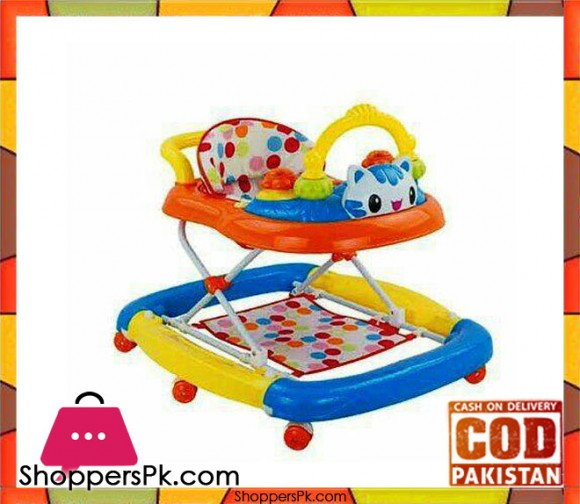 Baby Walker Multicolor With Music