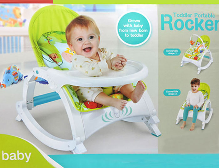Buy New Born To Toddler Portable Rocker 7988 at Best Price in Pakistan