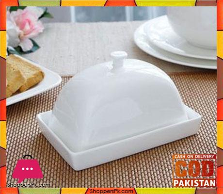 Symphony Alfresco Butter Dish ES3830