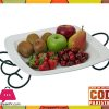 Symphony Alfresco Square Bowl With Rack ES3852