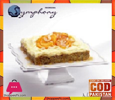 Symphony Alfresco Square Cake Stand 30.5CM SYE1001