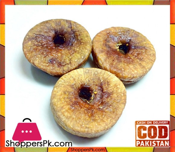 Anjeer – Dry Fig – Medium Size – 250 gm