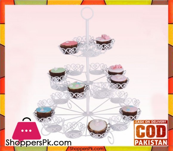 Dessert Stand New Style 24 Cup
