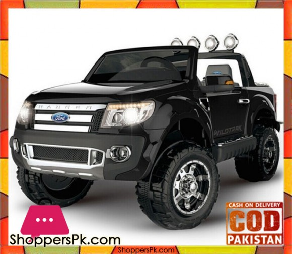Kids Ride On Toy Car Ford Ranger Pick Up Truck 4x4