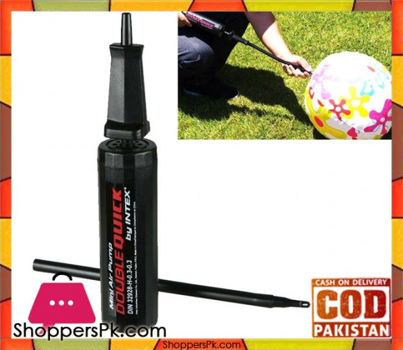 Intex Double Quick Mini Hand Pump - 69613
