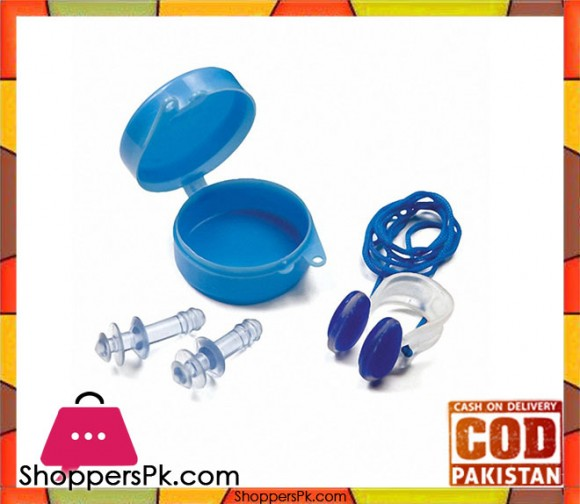 Intex Ear Plugs & Nose Clip Combo Set - 55609