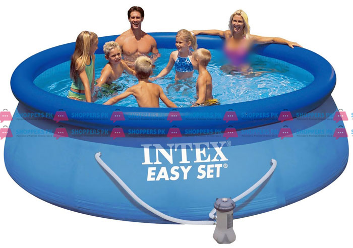 Buy Intex Easy Set Up 12 Foot X 36 Inch Pool With Filter
