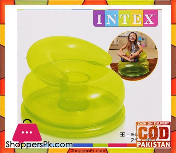 "Intex Jr. Fun Chairs - 26"" W x 16.5"" H - - 48509"