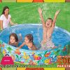Intex Ocean Place Snap Set Swimming Pool - 6 x 1.24 Feet - Age 1+ - 56452