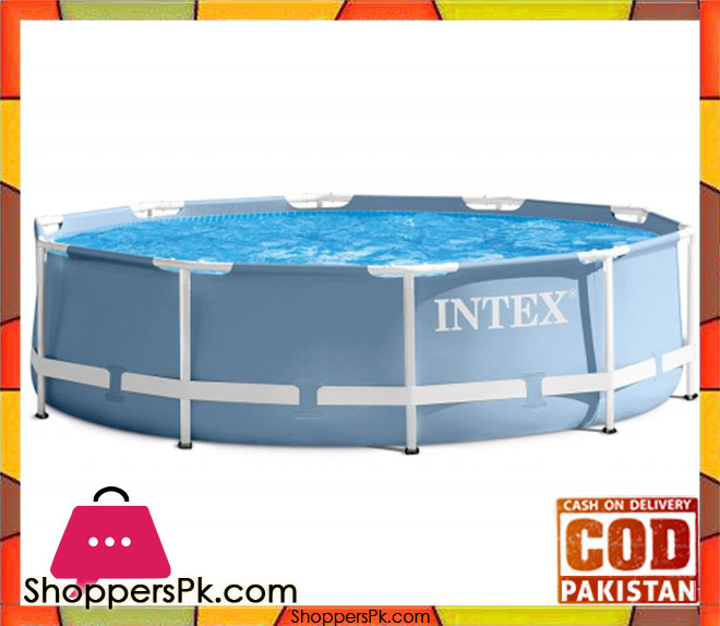 Buy Intex Prism Frame Pool 10 Ft X 30 Inch 28700 At