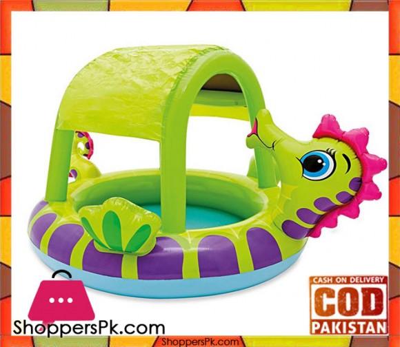 Intex Seahorse Baby Pool - Age 1-3 - - 57110