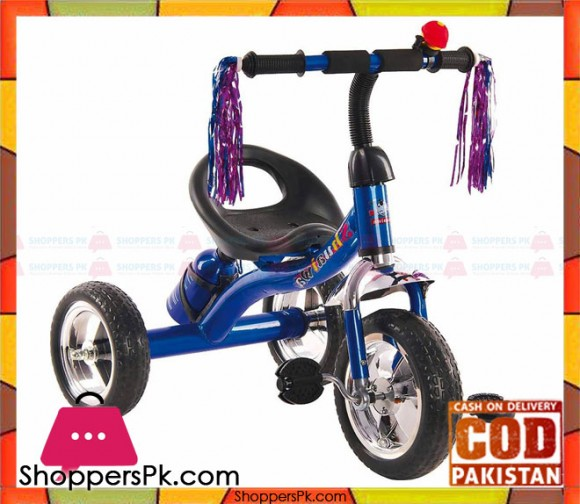 Kids Tricycle Blue KT3