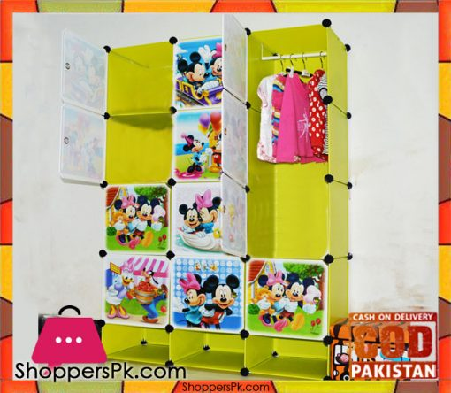 Mickey-Mouse-12-+-3-Portable-Cube-Cabinet-Price-in-Pakistan