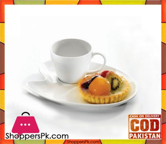 Symphony Alfresco Cookie Platter with Monet Cup - SY4329