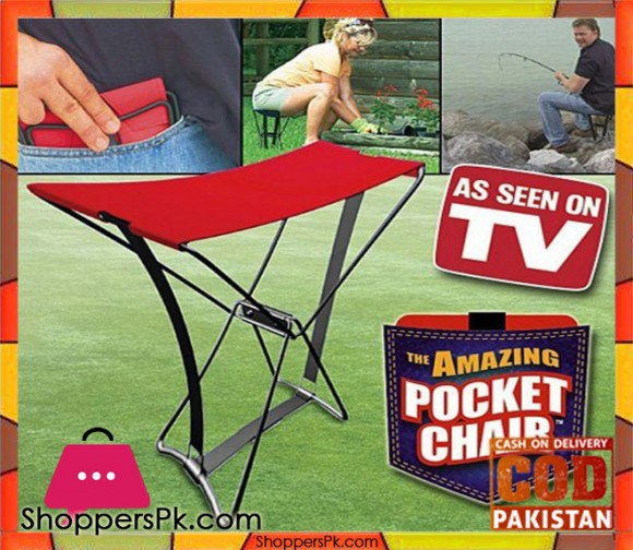 The Amazing Pocket Chair