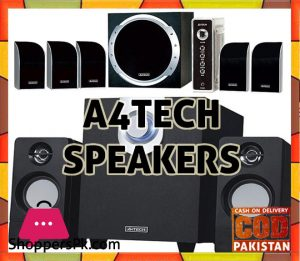 A4Tech Speakers