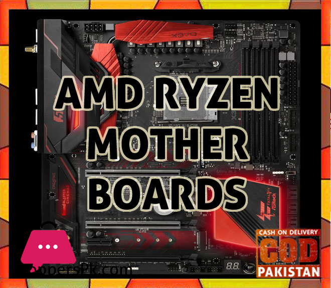 AMD Ryzen Motherboards Price in Pakistan
