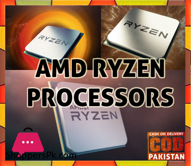 AMD Ryzen Processors Price in Pakistan