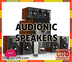 Audionic Speakers