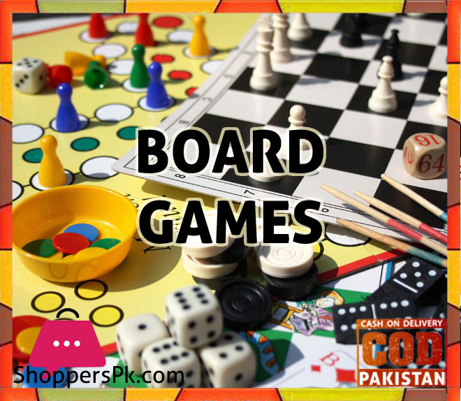 Board Games price in Pakistan