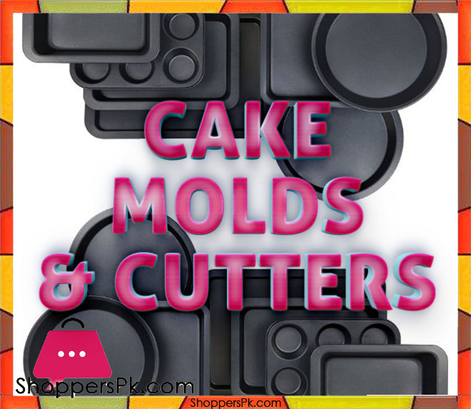Cake Baking Tools and Equipment Price in Pakistan