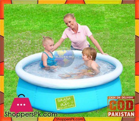 Bestway-Fast-Set-Inflatable-Ground-Pool-57241-Pakistan