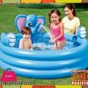 Bestway Vinyl Kids' Play Pool - Size 4.9 x 4.9 x 2.4 - Age 3+ - #53048