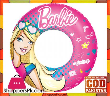 Bestway-Vinyl-Multicolor-Swim-Ring-Baby-Swim-Float-93202-Pakistan