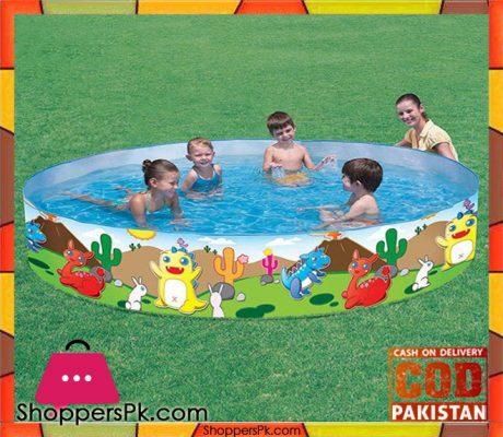 Bestway-Vinyl-kids'-Play-Pool-55001-Pakistan
