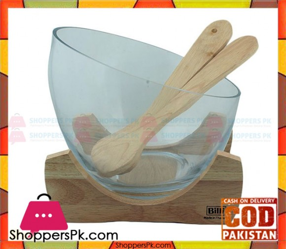 Billi Salad Bowl with Spoon