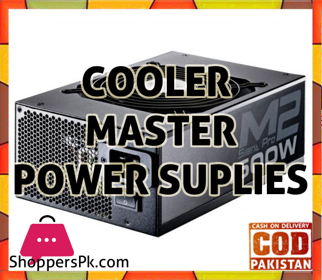 cooler-master-power-supplies Price in Pakistan