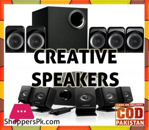 Creative Speakers