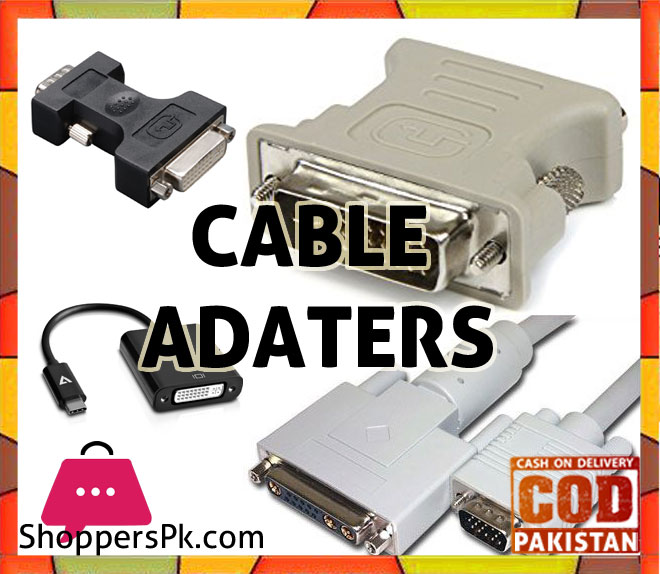 Cable Adapters Price in Pakistan