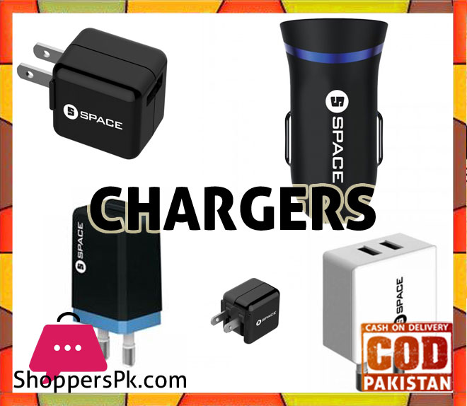 Chargers Price in Pakistan